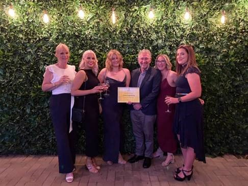 Schlam Nominated for Host Employer of the Year