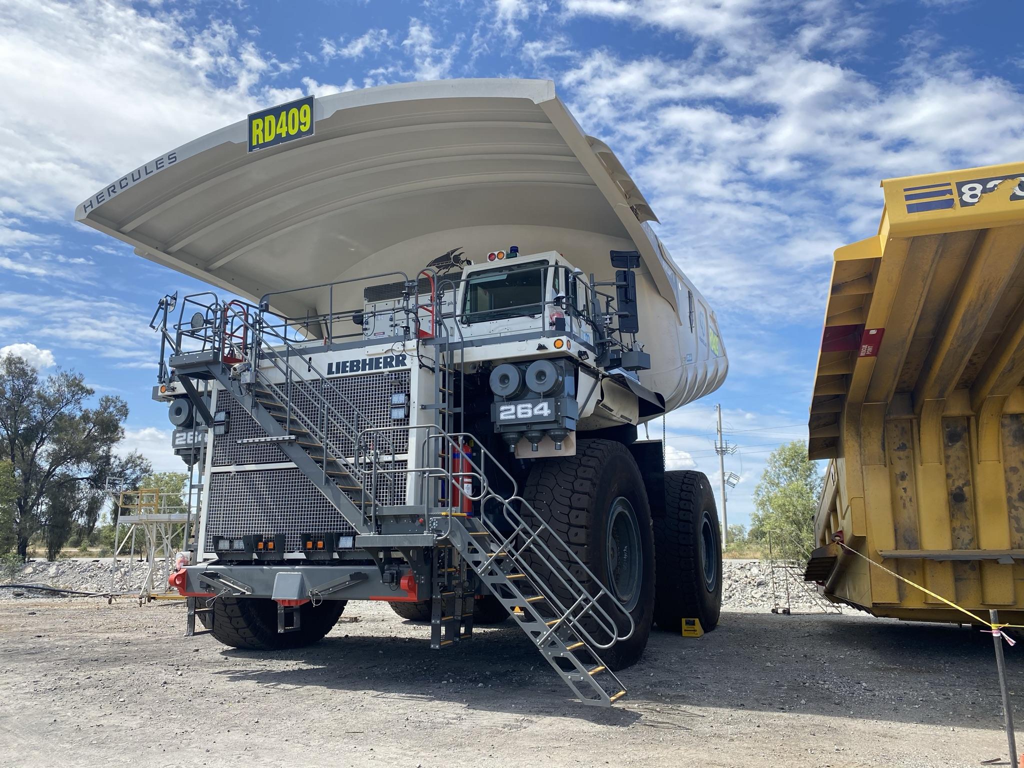 Hercules Truck -1